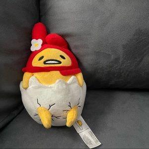 My Melody Gudatama plush toy